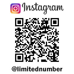 LIMITED NUMBER Instagram