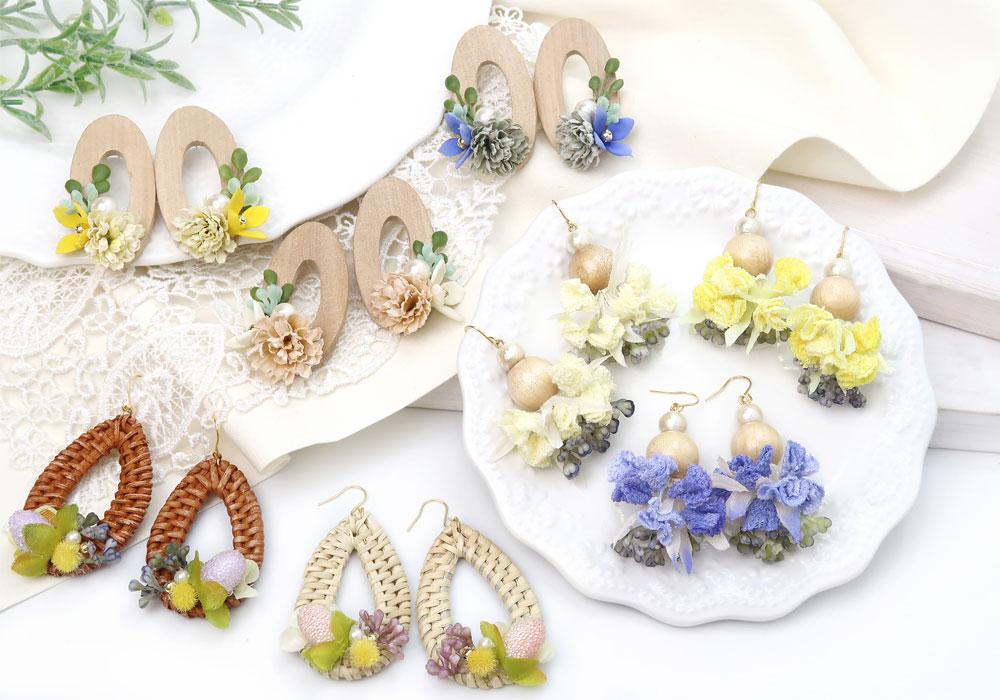 【OLGA】Field of flowers