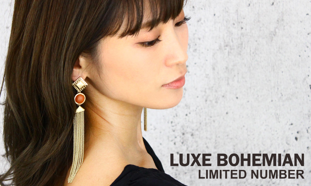 LIMITED NUMBER -LUXE BOHEMIAN-